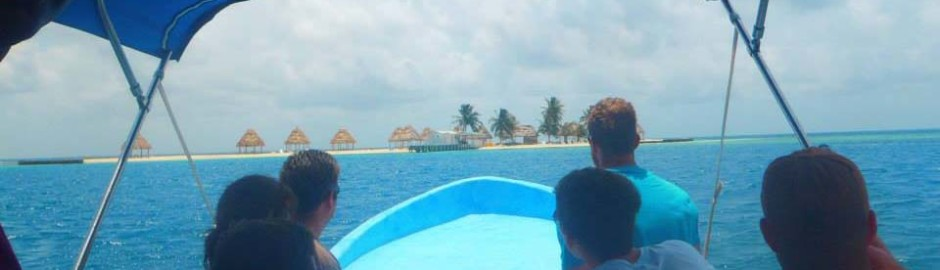 Family Fishing, Snorkeling and Island Hopping in Placencia Belize